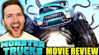 Monster Trucks – Movie Review