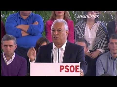"""Pedro Sánchez: """"Los socialistas recuperaremos el futuro en España y Portugal"""""""