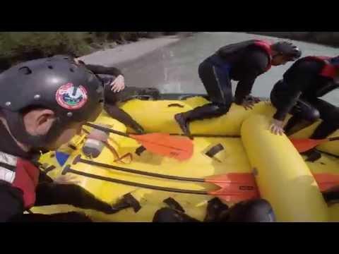 Austrian White Water Rafting - Contiki European Discovery