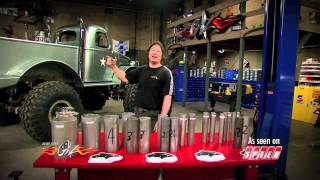 Exhaust Tips & Quick Tip - Getting a straight hose cut