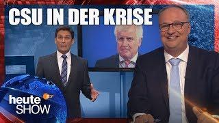 Horst Seehofer: Der erbärmlichste Putschversuch aller Zeiten | heute-show vom 07.09.2018