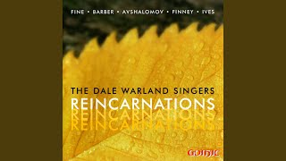 Reincarnations, Op. 16: III. The Coolin (The Fair Haired One)