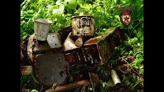 Коп по войне - В поисках блиндажей / Searching with Metal Detector