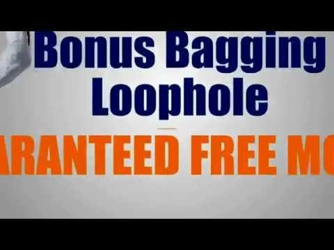 Betting Bonus Bagging