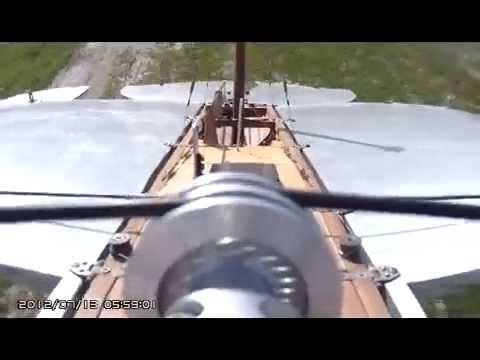 Полёт МСМ 9 с борта