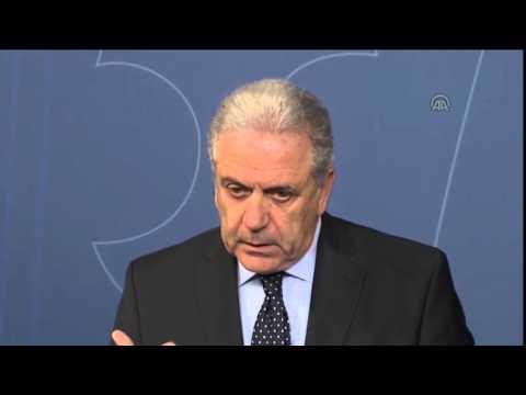 European Migration Commissioner Dimitris Avramopoulos