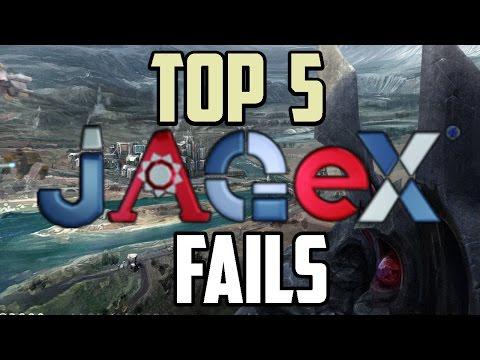 Top 5 Biggest Jagex Fails 1999-2017