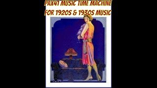 Download I'm All Alone With 1920s Music @Pax41 MP3 song and Music Video