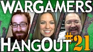 Wargamers Hangout 21: Just keep painting