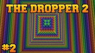 Minecraft: The Dropper 2 - Part 2 - Newton Vs. Darwin