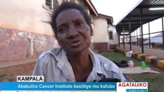 Abakulira Cancer Institute basiibye mu kafubo thumbnail