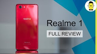 Realme 1 full review: the flagship in disguise