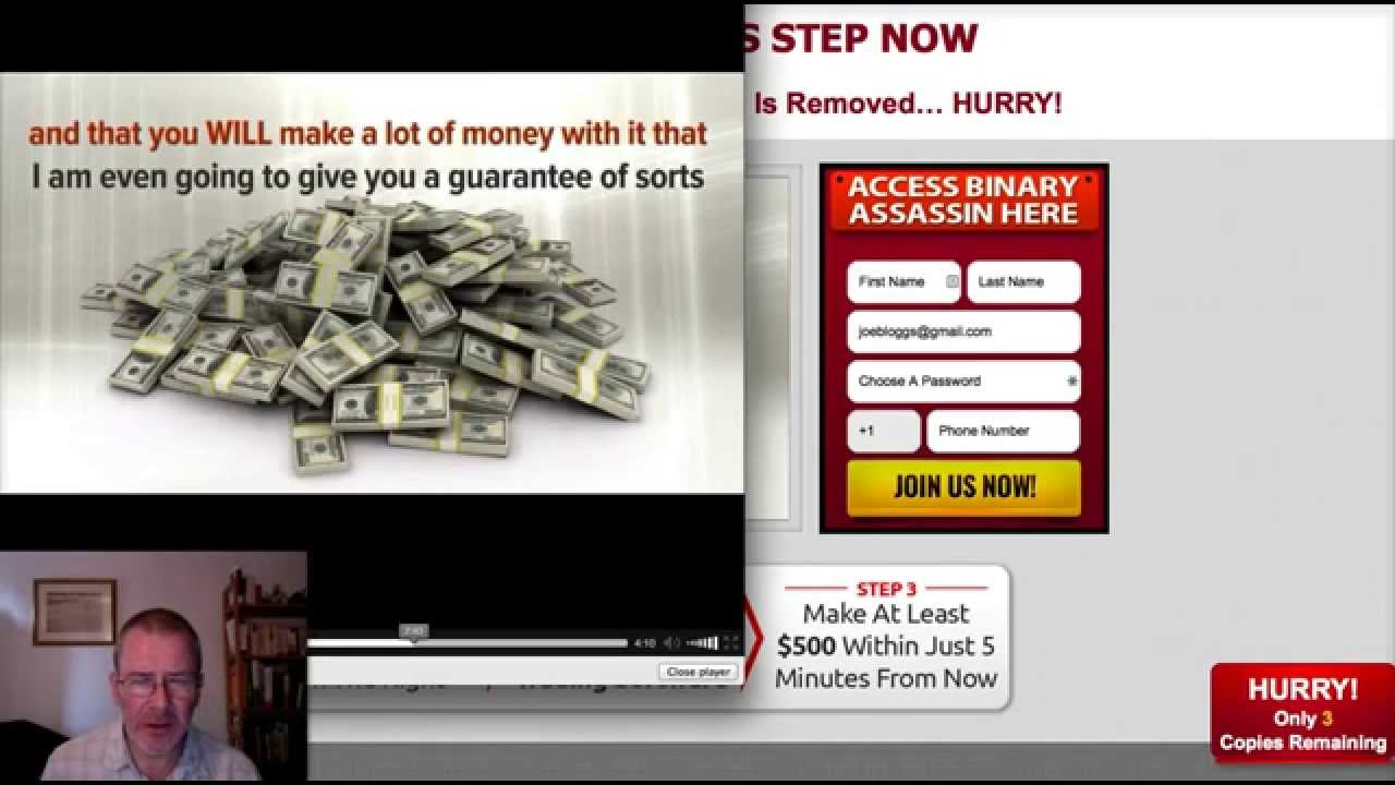 60 second binary options trading platform gladiator