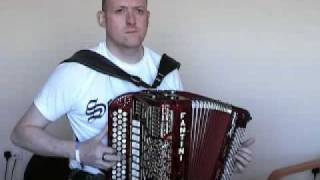 Scottish Music Dunoon Barn Dance John McLellan Marches Button Accordion Graham Irvine