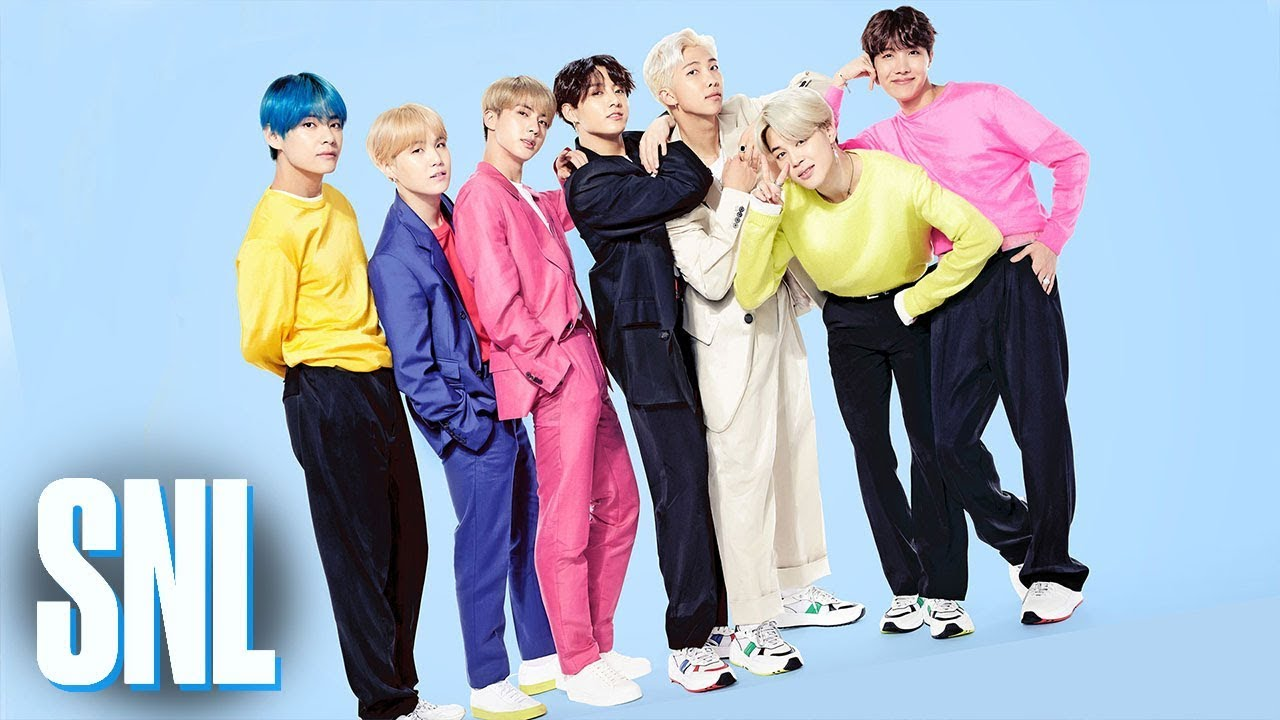 Image result for bts snl