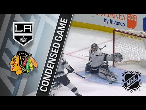 12/03/17 Condensed Game: Kings @ Blackhawks