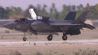 Marine pilots say F-35 fighter jets are worth the expense