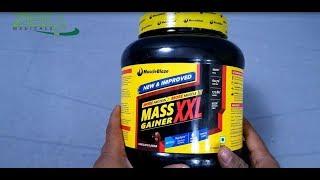 MuscleBlaze Mass Gainer XXL-Full Review | वज़न बढ़ाने का ज़बरदस्त तरीका | weight kaise badhe |