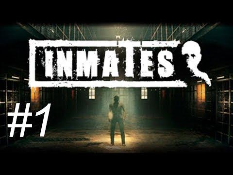Inmates Walkthrough Gameplay 1080p 60fps LetsPlay Part 1 Prologue