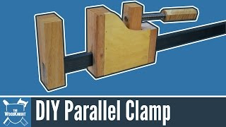 122 - How to make parallel clamps