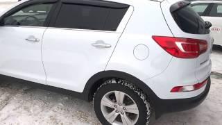 Купить Киа Спортейдж (Kia Sportage) MT 4WD 2014 г. с пробегом бу в Саратове Автосалон Элвис Trade in