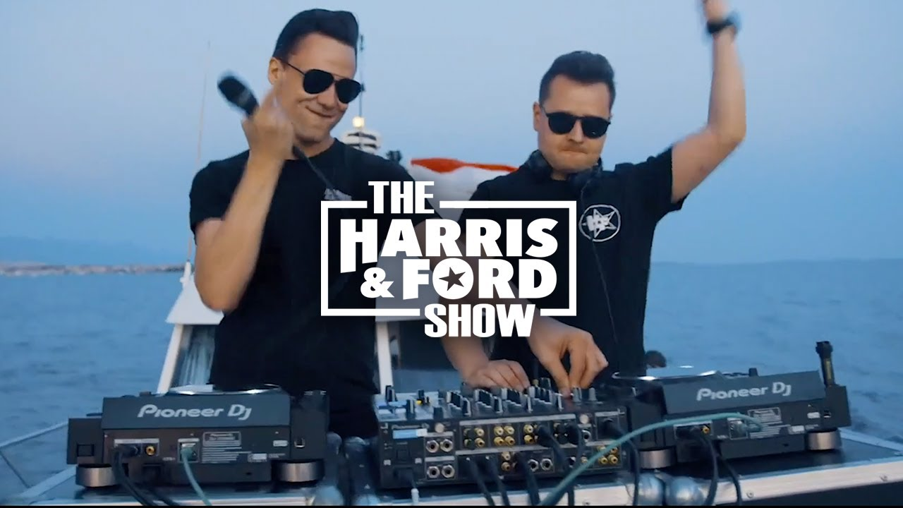 The Harris & Ford Show - Live from the Adriatic Sea
