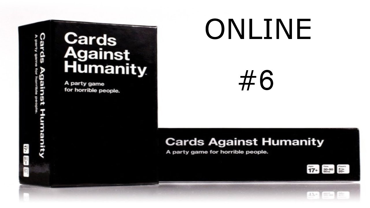 Cards Against Humanity ep 6: Anime Pack - YouTube