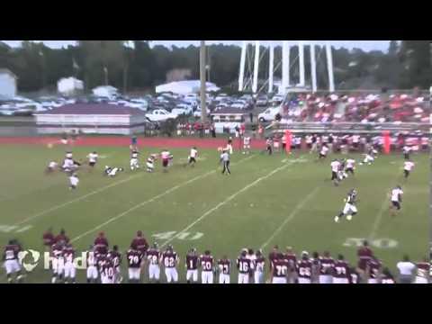 Ryan Gibson: 2015 All-State O-Line Saint Stanislaus High School Junior Season Highlights