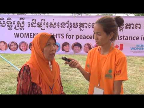 Interview with Sea Women Caucus from Brunei