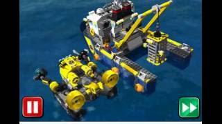 Лего Сити игра Глубоководная Разведка (Lego City Deep Sea Exploration)