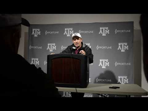 Jimbo Fisher Reacts To Texas A&M's 19-13 Loss To Georgia   DawgPost