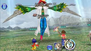 Dissidia Final Fantasy (global) Another realm (Alisaie event) EX fun buff extension run