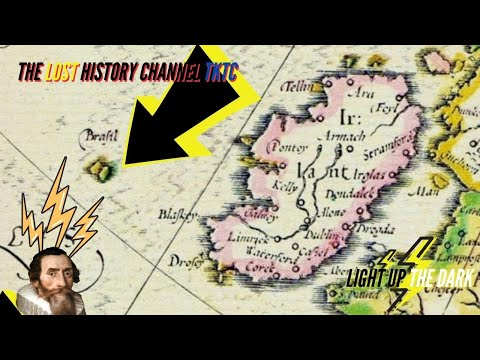 Hy-Brasil: Ireland's Atlantis - The Myth and the Legend