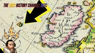 Hy-Brasil: Ireland's Atlantis - The Myth and the Legend