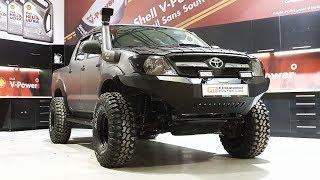 Karhabtek Labess Saison 2 Episode 7 : Rénovation Toyota Hilux By Platinum Motors TUNISIA