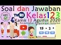 Gambar cover Belajar di TVRI Kelas 1-3 SD 🔥 Kamis 13 agustus 2020 🔥 TVRI live streaming hari ini