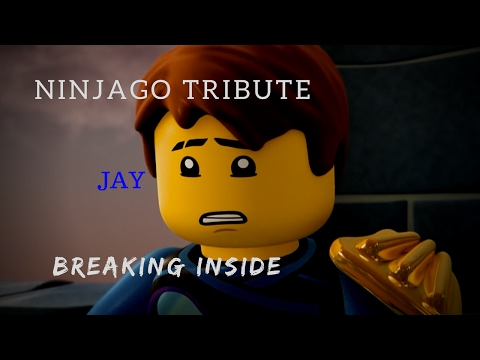 Breaking Inside (Shinedown) - Ninjago (Jay) Tribute