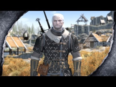 Full Download] Skyrim Remastered Bear Armor The Witcher 3 Mod