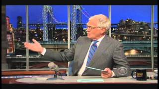 Letterman's Apology to Trump for Calling Him a Racist