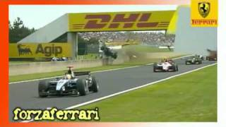 Baixar GP2 Magny Cours 2007 - Incidenti Glock, Zuber e Viso