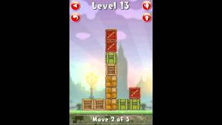 Move The Box London Level 13 Walkthrough/ Solution(Solution/ walkthrough for Level 13 of Move The Box London., 2012-03-01T09:30:39.000Z)