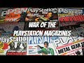 War of the Playstation Magazines | Collection Video
