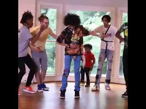 Ayo & Teo + gang lit 2019 dance moves