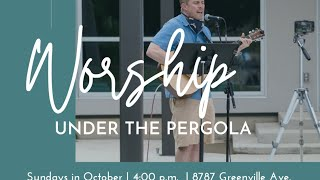 Worship Outside - October 18, 2020