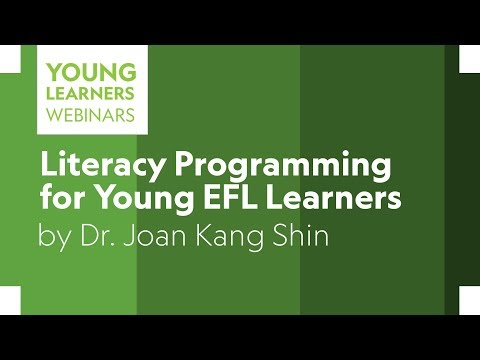 Literacy Programming For Young EFL Learners
