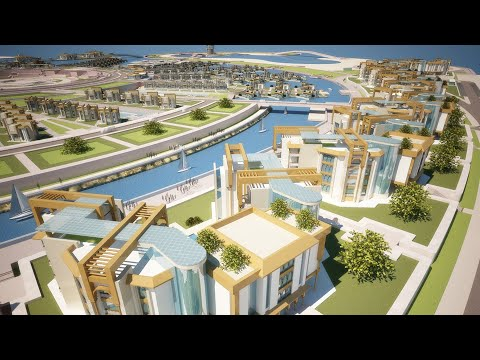 Artificial Island Project