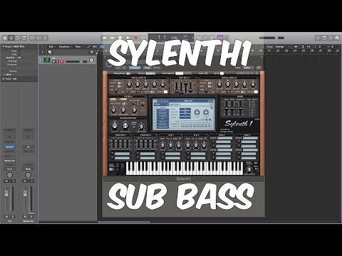 How To Make A Simple and Deep Sub Bass In Sylenth1