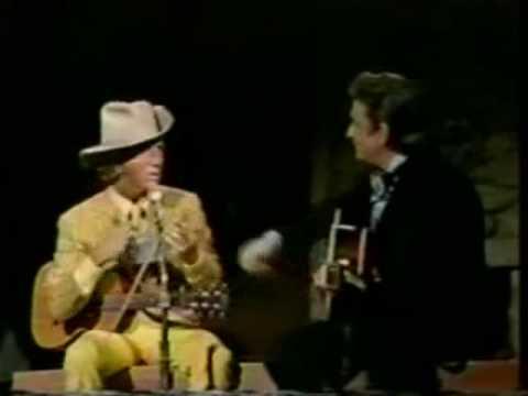 Marty Robbins & Johnny Cash - Streets Of Lorado