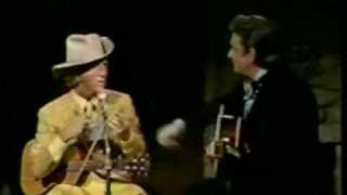 Marty Robbins & Johnny Cash - Streets Of Lorado