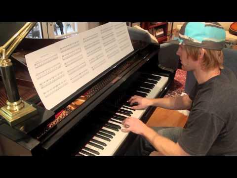 Philip Glass - Metamorphosis Three + Sheet Music [HD]